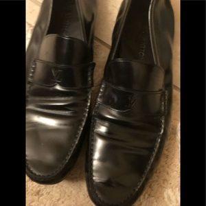 LOUIS VUITTON loafers sz 11.5 us $680.